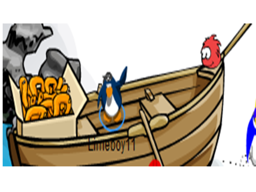 Rockhopper is here!!!