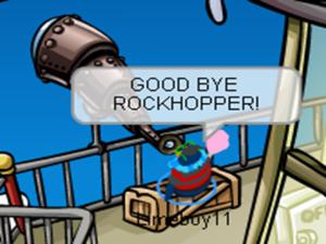 Bye Rockhopper!
