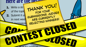 Contest Closed
