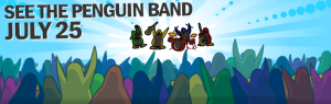 THE PENGUIN BAND